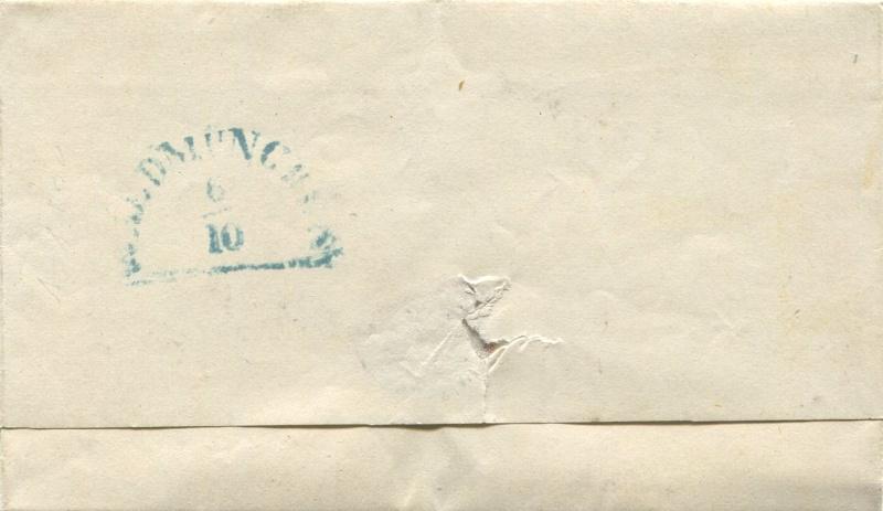 Der Postvertrag Österreich - Bayern von 1842 - Seite 2 Farth-11