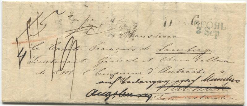 Der Postvertrag Österreich - Bayern von 1842 Gfahl_10