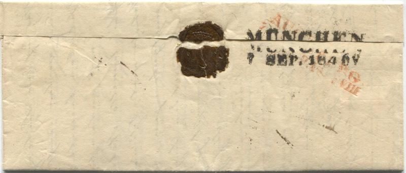 Der Postvertrag Österreich - Bayern von 1842 Gfahl_11