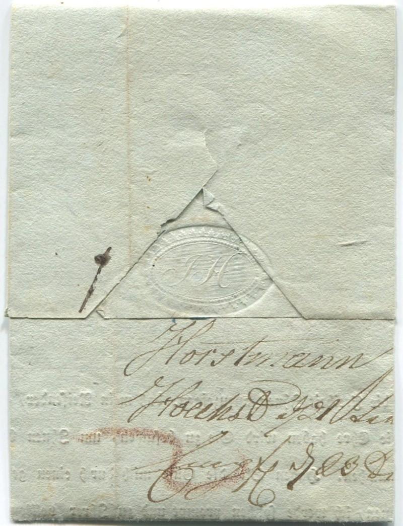 Großherzogtum Würzburg (bis 31.1.1806 zu Bayern / 1.2.1806 bis 25.5.1814 zu Österreich /  ab 26.6.1814 zu Bayern) Hachst11
