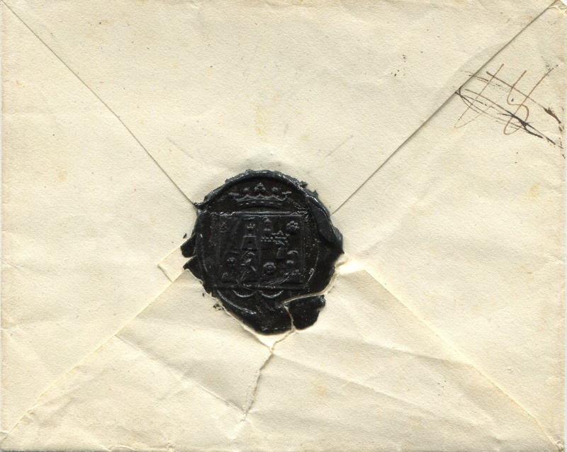 Der Postvertrag Österreich - Bayern von 1842 Herman11