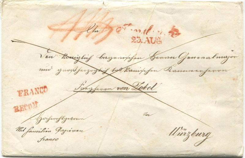 Der Postvertrag Österreich - Bayern von 1842 - Seite 2 Innsbr11