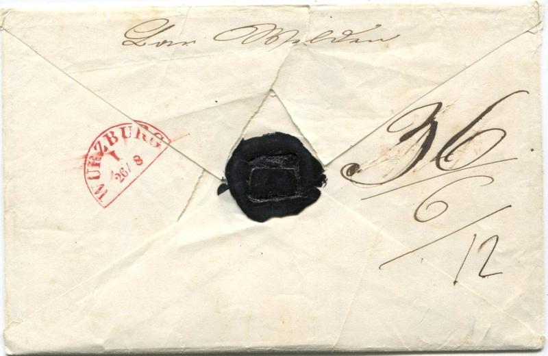 Der Postvertrag Österreich - Bayern von 1842 - Seite 2 Innsbr12