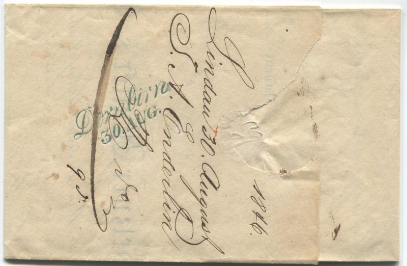 Der Postvertrag Österreich - Bayern von 1842 Mow_li11