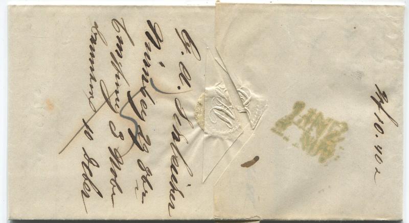 Der Postvertrag Österreich - Bayern von 1842 Mow_na11
