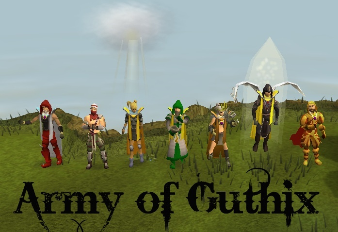 Army of Guthix
