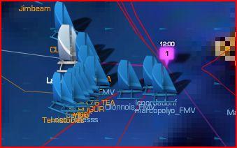FMV Five Seas Race  - Page 5 Capt1435