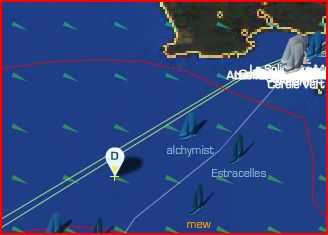Transat AG2R LA MONDIALE Capt1550