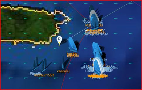 The Friday Race S6-08 : Azores Capt1644