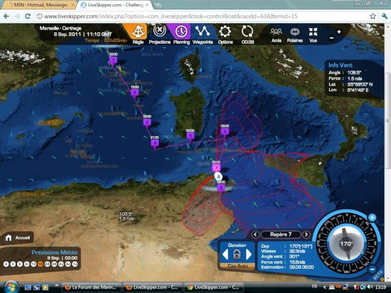 Challenge Marseille-Carthage Captu309