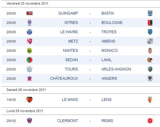 Ligue 2 Journée n°15 - Page 2 L210