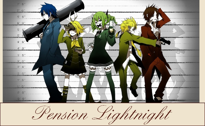 Pension Lightnight