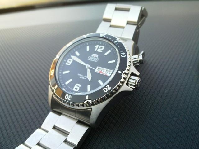 Orient Mako 610