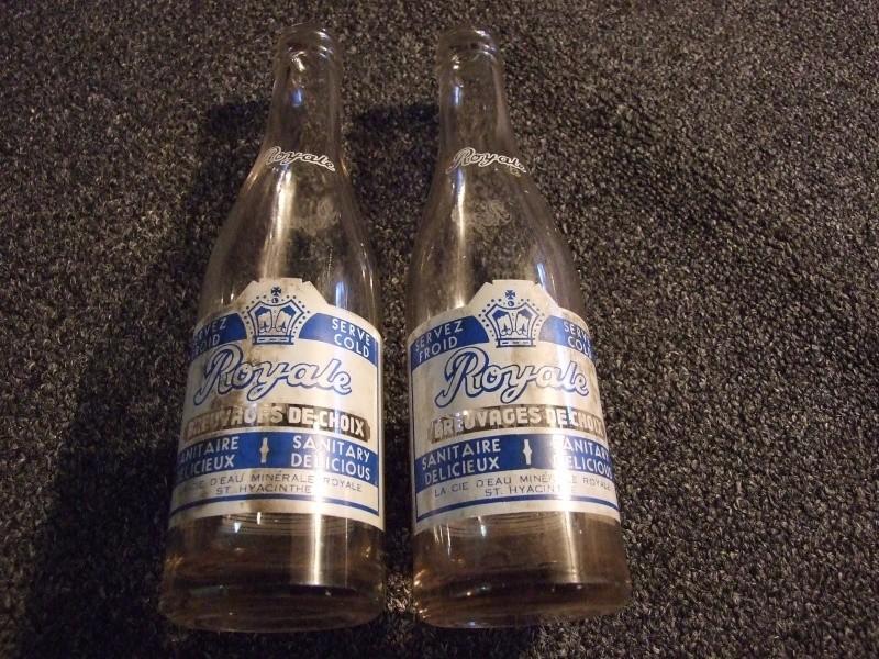 Royale compagnie d'eau minérale de St-Hyacinthe 8 oz 2011_016