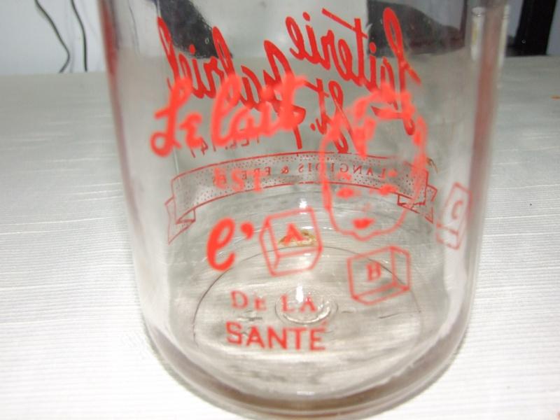Pinte de lait Laiterie St-Gabriel et Pinte de lait Laiterie de Louiseville 2012_030