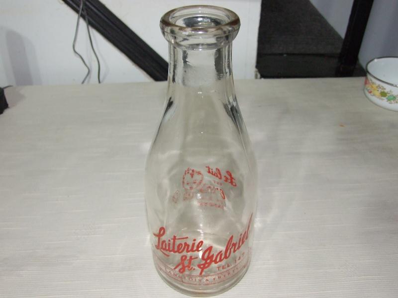 Pinte de lait Laiterie St-Gabriel et Pinte de lait Laiterie de Louiseville 2012_031