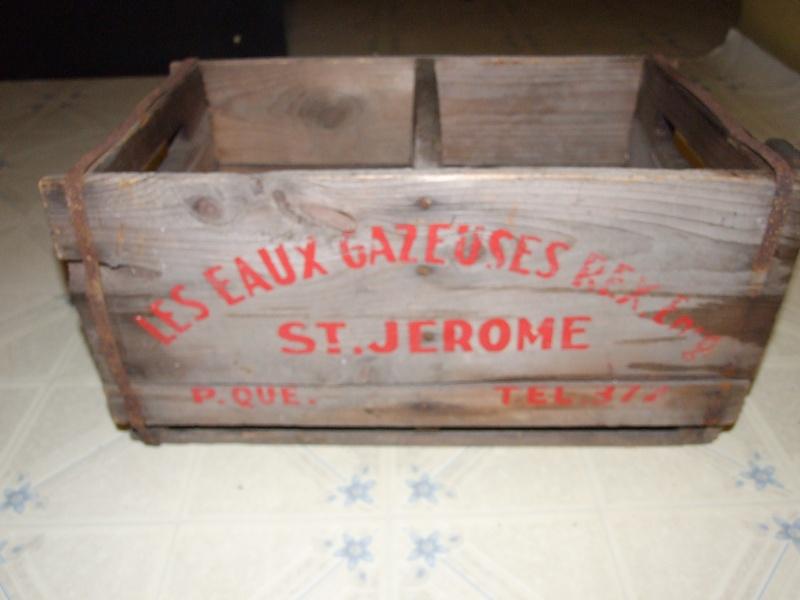 Caisse en bois Les eaux gazeuses Rex de St-Jérôme 2012_034