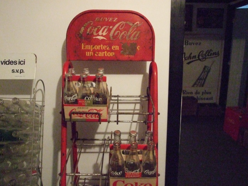 Rack display - coca cola Photo_15