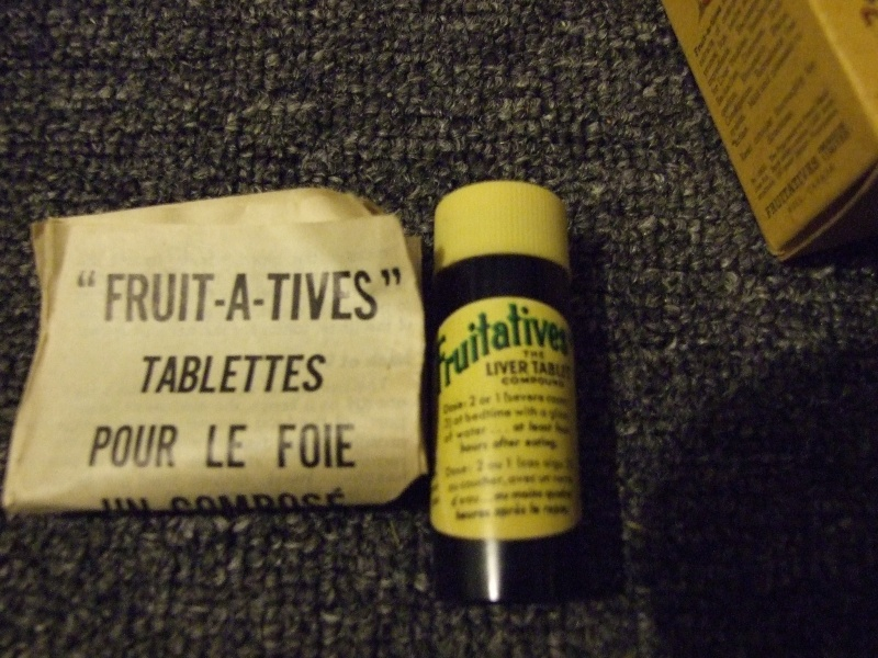 Fruit-A-Tives Pilules pour le foie Hull, PQ Mint in the box Septem15