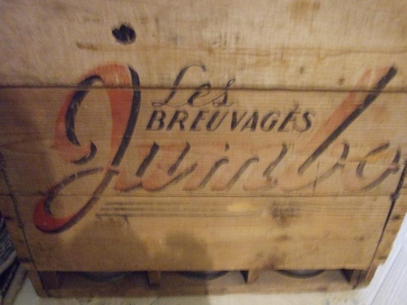 Caisse de liquer Jumbo + 6 bouteilles + bouchon Septem31