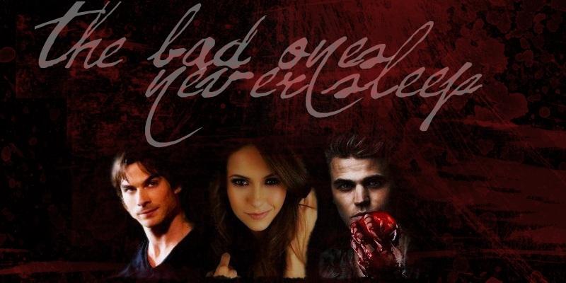 The infinite diary of a vampire