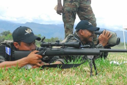 armée du Honduras. Add-5011