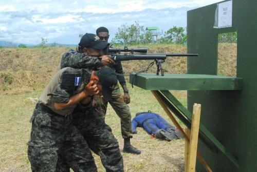 armée du Honduras. Add-5012