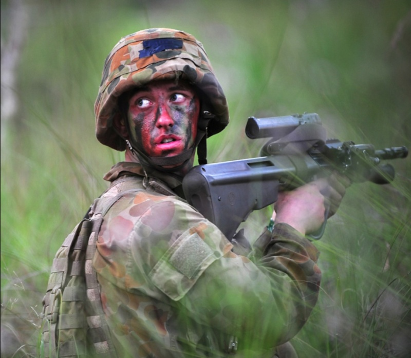 Armée Australienne - Page 2 Aus-pr18