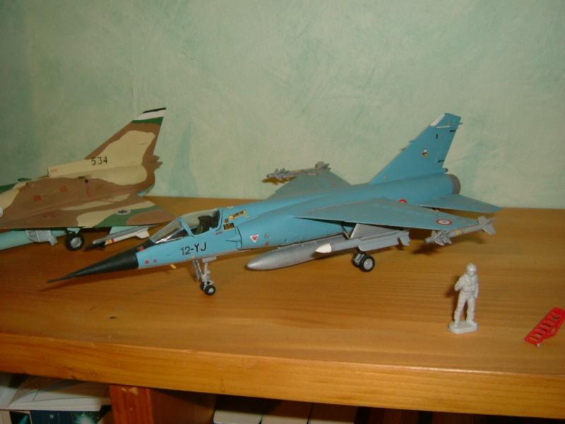 [Revell]Mirage F.1CR - 1/72 03-mir10