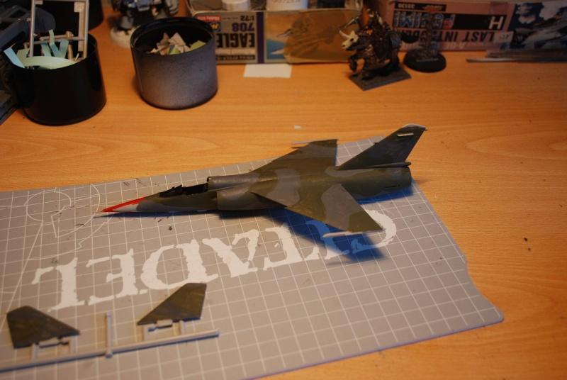 [Revell]Mirage F.1CR - 1/72 Mirage54