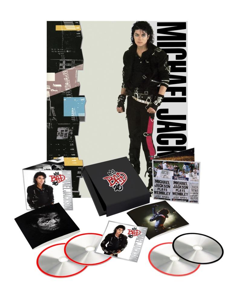 """Michael Jackson """"Bad"""" 25 Th Anniversaire 9e6f6e10"""