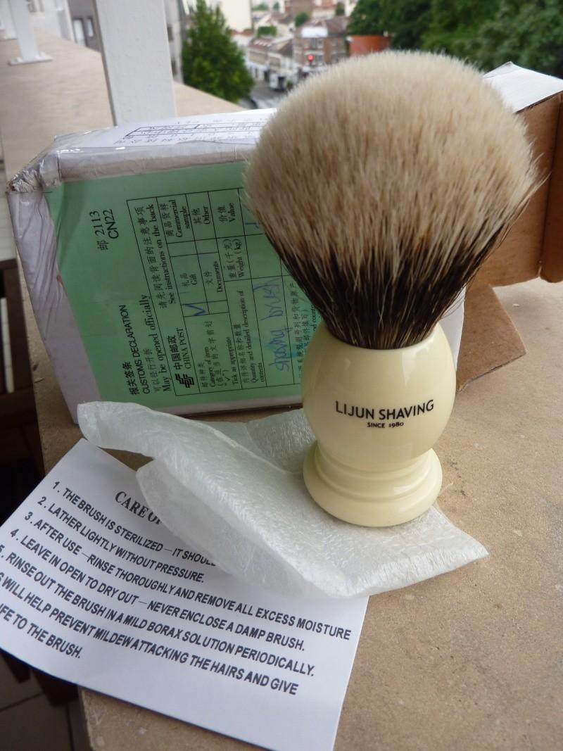 Blaireau Lijun Shaving  (Chine) - Page 4 P1080211