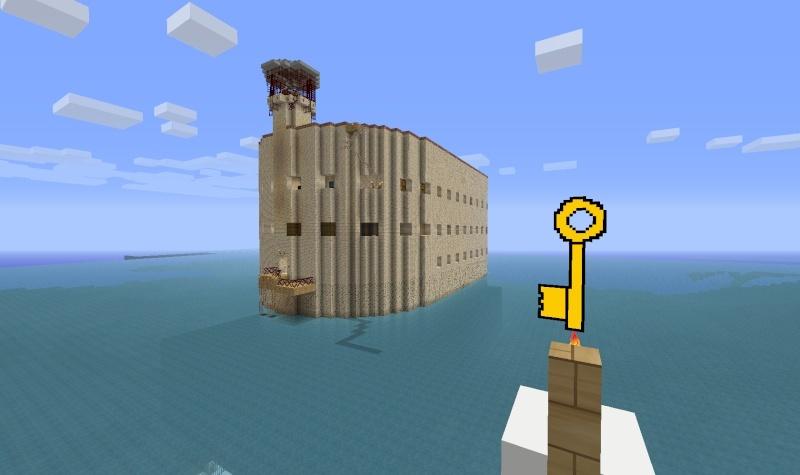 [Sujet Unique] Minecraft (Fort Boyard et autres émissions) - Page 2 2012-012