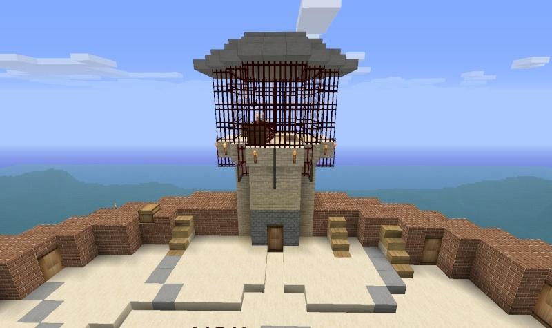 [Sujet Unique] Minecraft (Fort Boyard et autres émissions) - Page 2 2012-013