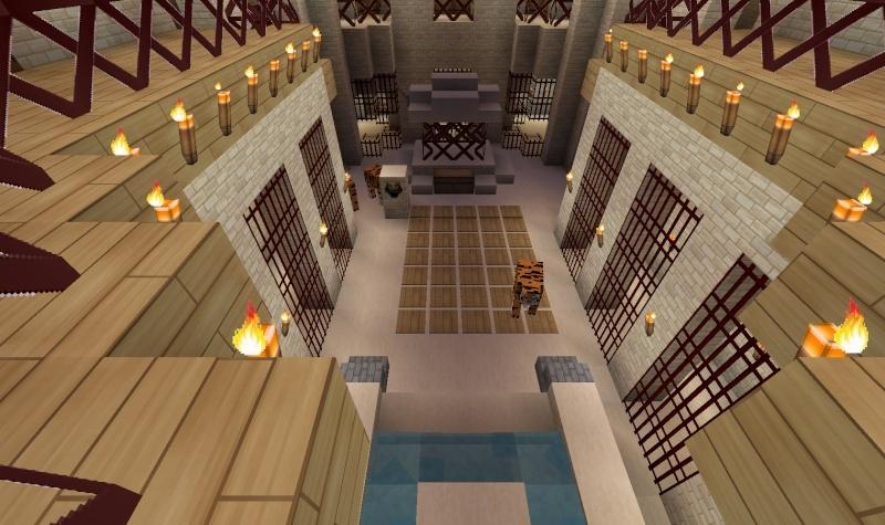 Sujet Unique] Minecraft (Fort Boyard et autres émissions) - Page 2
