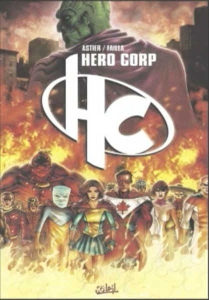 Hero Corp - Comédie+ Bd11