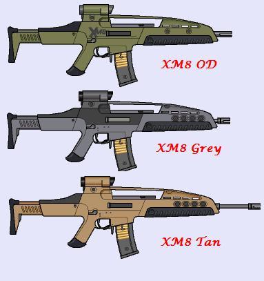 Différentes marques et modèles de répliques! Xm810