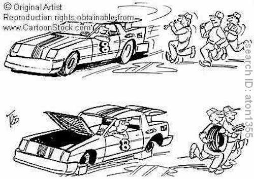 LBT - Cartoon of the Week Racing11