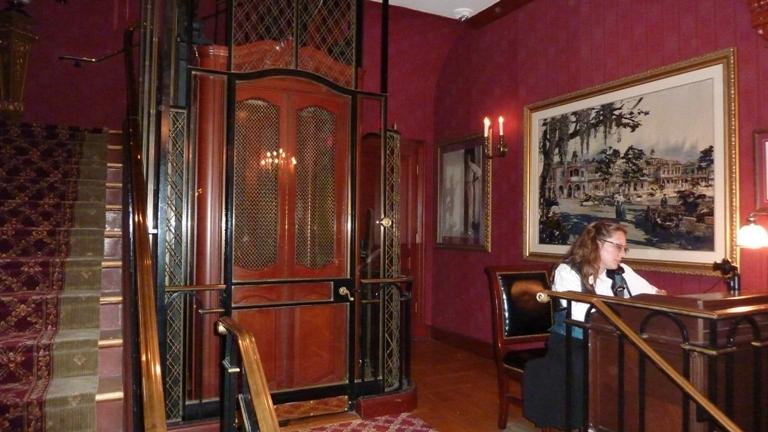 [Disneyland Resort] Les lounges exclusifs Club 33 et 1901 P1060823