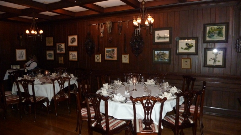 [Disneyland Resort] Les lounges exclusifs Club 33 et 1901 P1060824