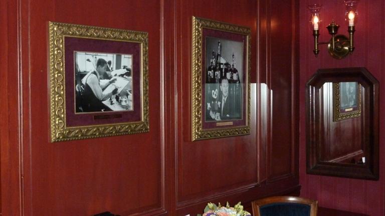 [Disneyland Resort] Les lounges exclusifs Club 33 et 1901 P1060826