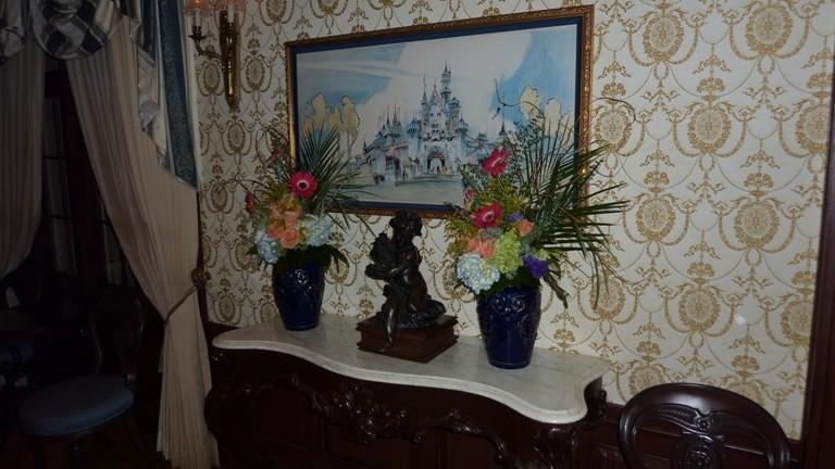 [Disneyland Resort] Les lounges exclusifs Club 33 et 1901 P1060827