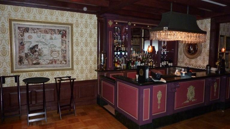 [Disneyland Resort] Les lounges exclusifs Club 33 et 1901 P1060829