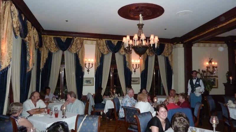 [Disneyland Resort] Les lounges exclusifs Club 33 et 1901 P1060830