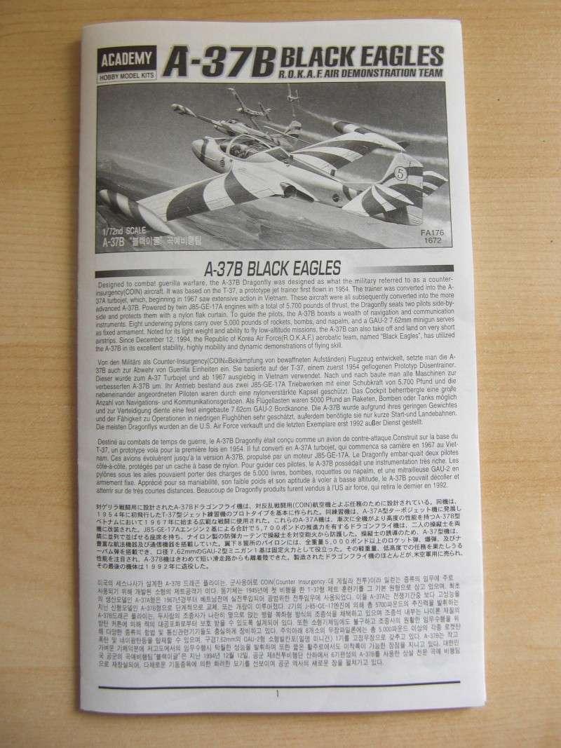 [1] A-37B - 1/72 - Academy - Nº1672 Cimg8138