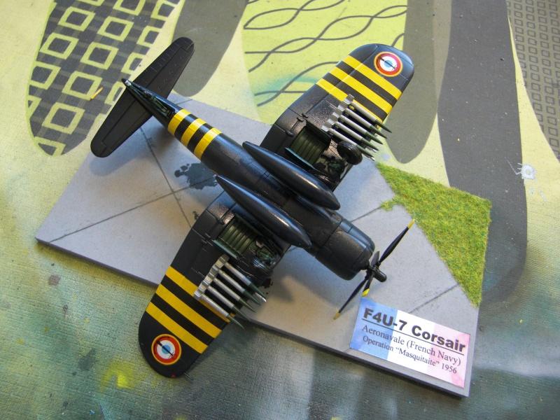 F4U-7 Corsair  Italeri 1/72  (Terminado) Cimg8146