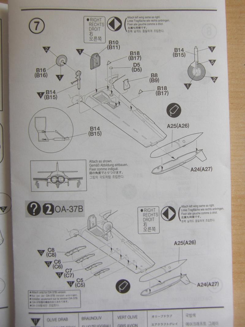 [1] A-37B - 1/72 - Academy - Nº1672 Cimg8213