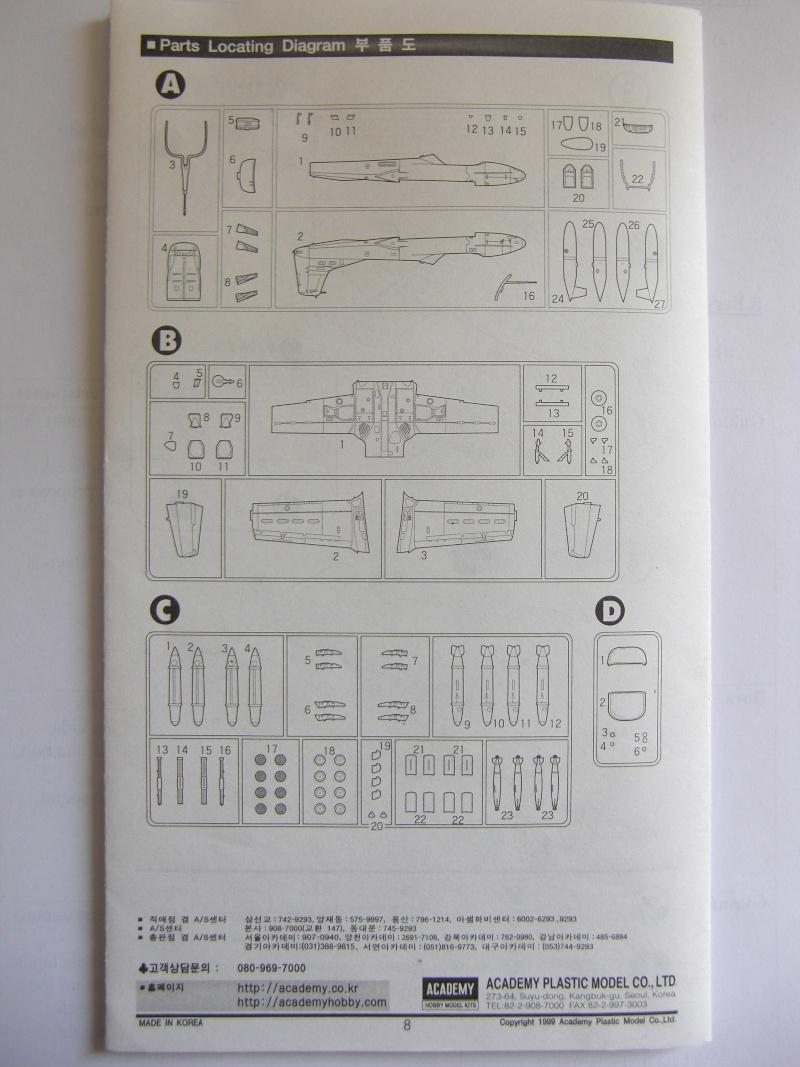 [1] A-37B - 1/72 - Academy - Nº1672 Cimg8216