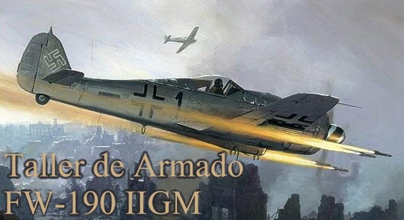Normas Taller de Armado FW-190 Princi10