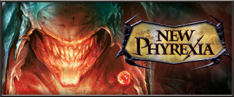 Presentación New Phyrexia - Alcala Comics Newphy10